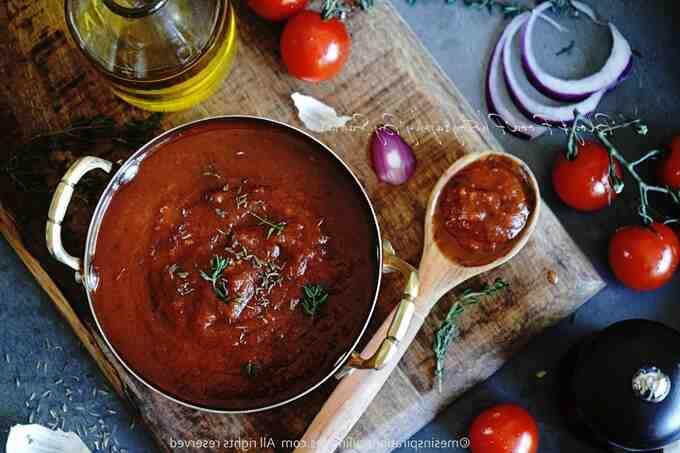 Est-ce que la purée de tomate fait grossir ?