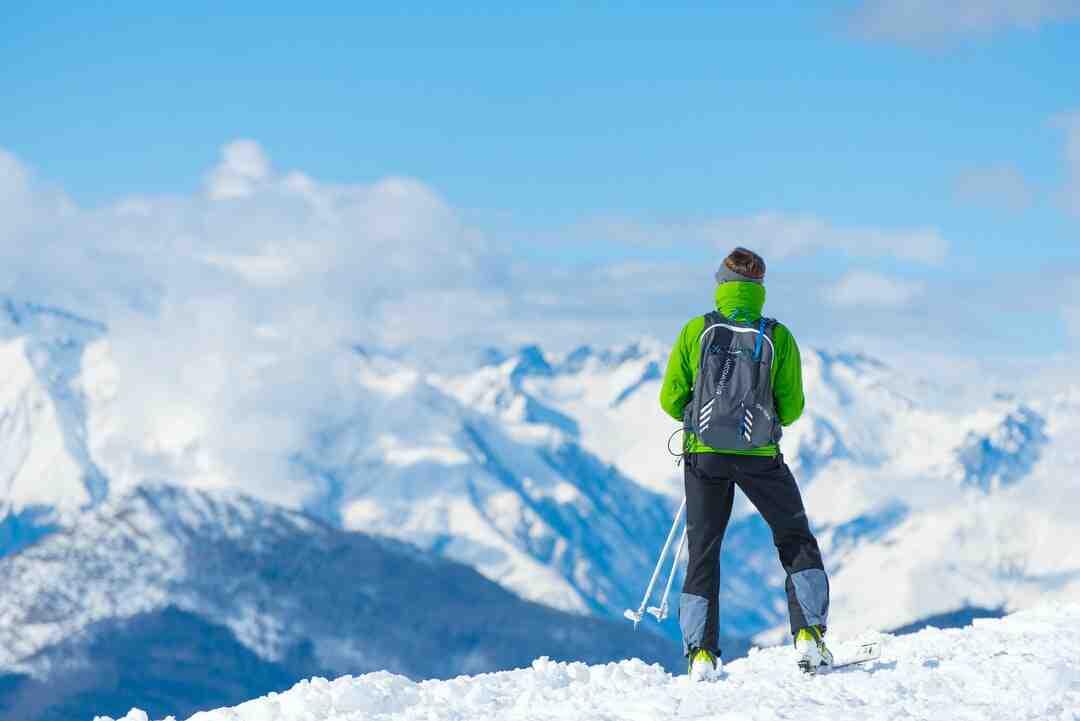 Comment freiner en ski de fond