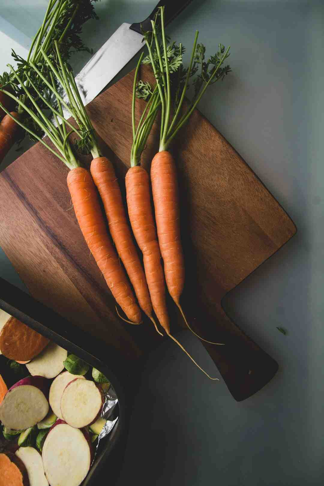 Comment planter les carottes