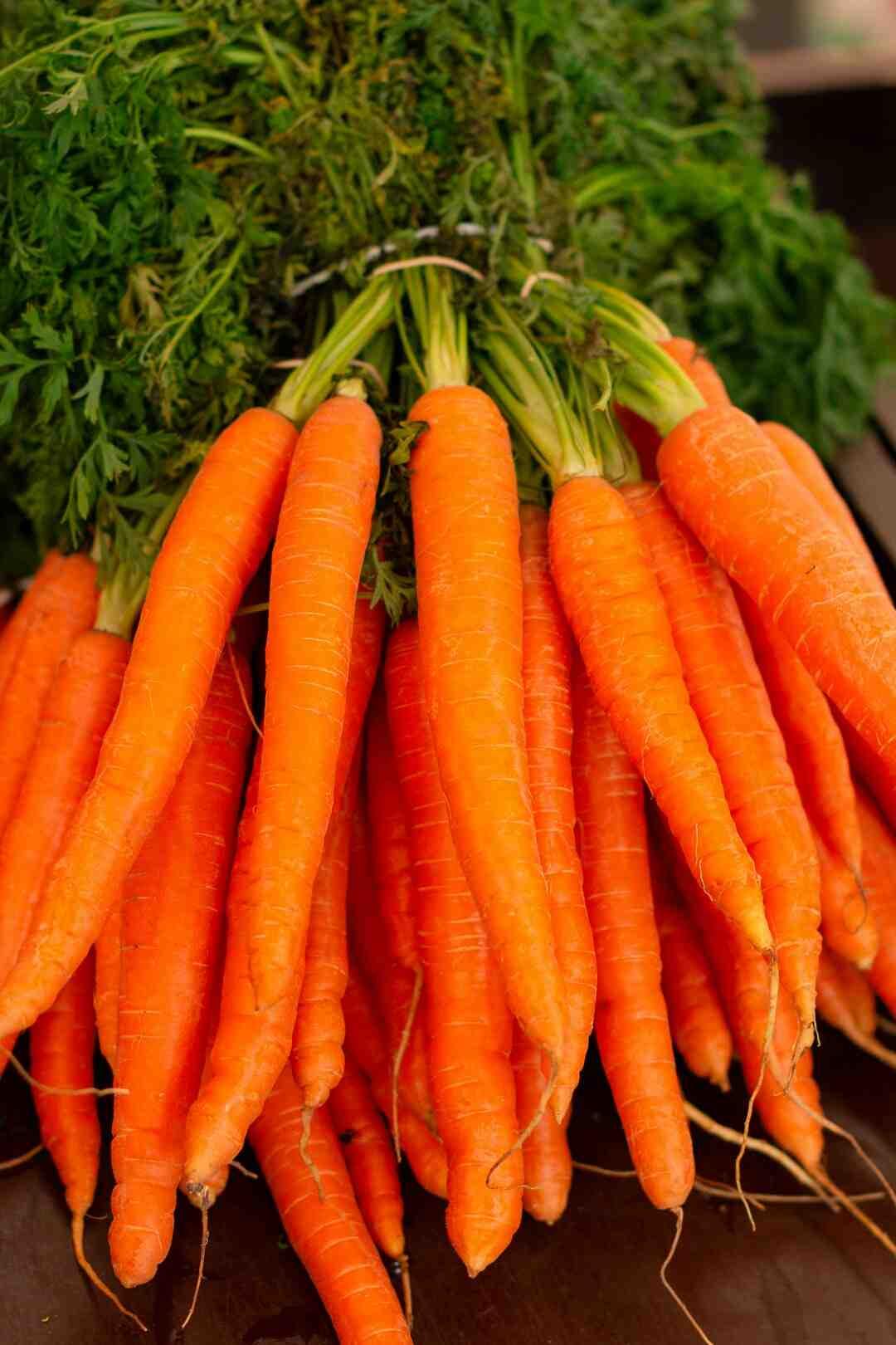 Comment cuisiner carotte