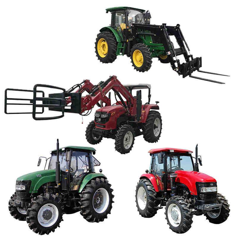 Quels sont les différents types de tracteur ?
