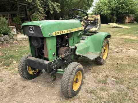Qui a inventé le tracteur John Deere ?